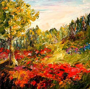 Mountain Meadow by Barbara Pirkle