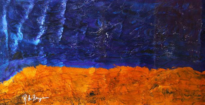 Mountain Storm by Roger Ferguson