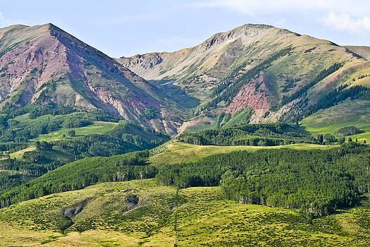 Mountain View by Teresa Dixon