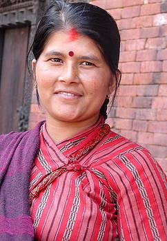 Anand Swaroop Manchiraju - MOUNTAIN WOMAN