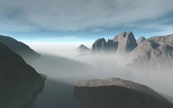Mountainmist by Erik Tanghe
