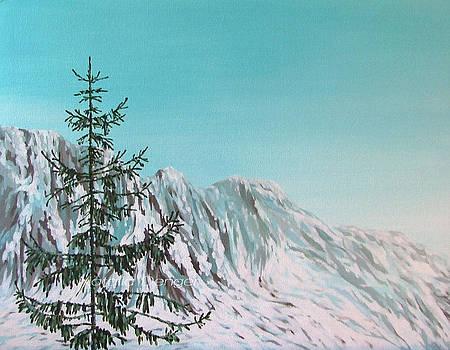 Natasha Denger - Mountains