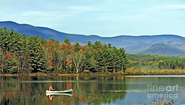 Brenda Giasson - Mountainside Fishing