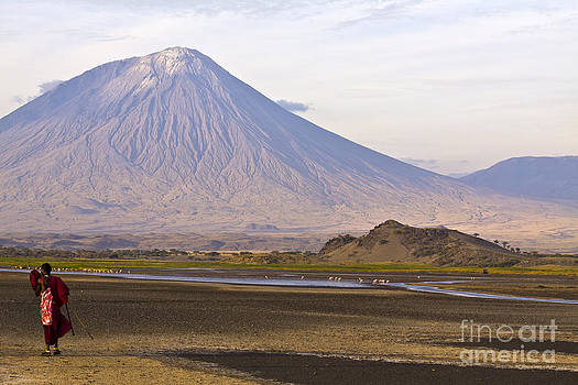 Mounttain of God by Scotts Scapes