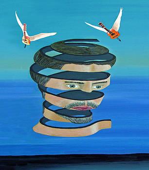 Mr Blue Sky by Eric Kempson