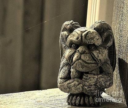 Mr G for grouchy Gargoyle ESQ by AE Hansen