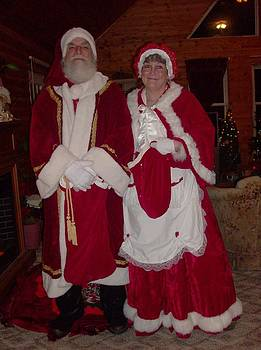 Mr. Mrs Clause by Lori Jennerjohn