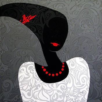Mrs. Superficiality by Ioana Harjoghe Ciubucciu