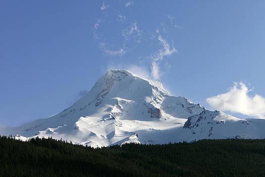 Mt. Hood by David Yunker