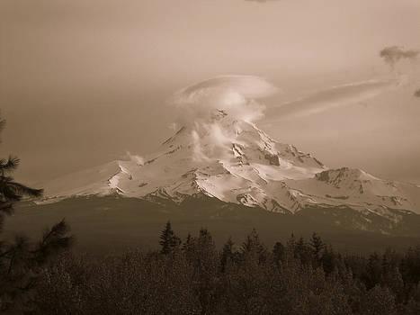 Mt. Hoods Cap by Melissa  Maderos