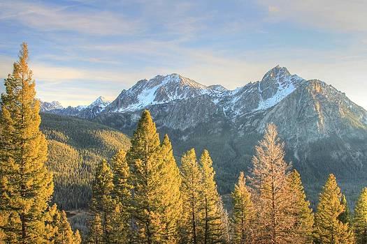 Mt McGowen by Lisa Kidd
