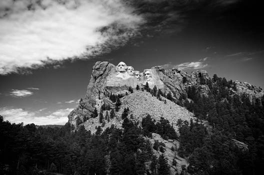 Mt. Rushmore by Geoff Yale