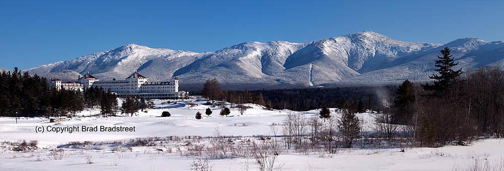 Mt Washington Hotel NH by Brad Bradstreet
