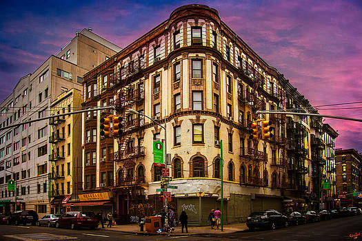 Mulberry and Broome by Chris Lord