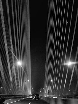 Mumbai bridge by Arvi Grover