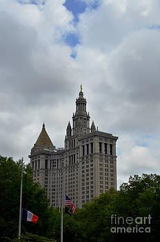 Pravine Chester - Municipal Building in New York
