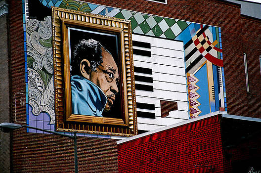 Mural by Claude Taylor