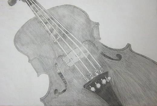 Music brings joy by Kayla Hart