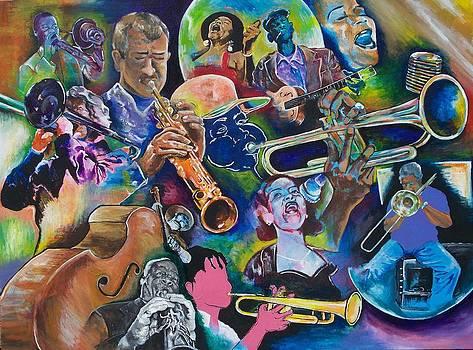 Music Is Love by Reuben Cheatem