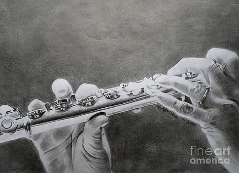 Music on Fingertips by Adrish Poddar
