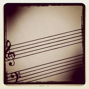 Music Sheet by Chris Fabregas