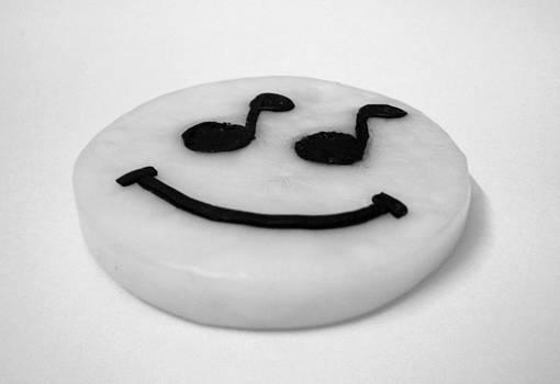 Music smile by Max Shkoropado