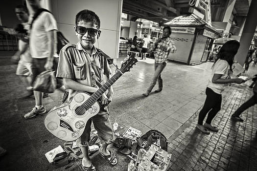 Musician by Bubbers BB