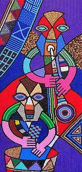 Musicians by Harold Egbune