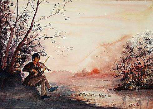Musiki by Shashikanta Parida