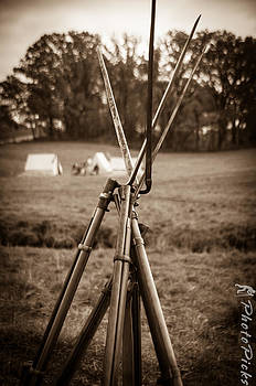 Muskets at the Ready III by Tom Pickering of Photopicks Photography and Art