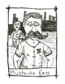 Michael Mooney - Mustache Envy