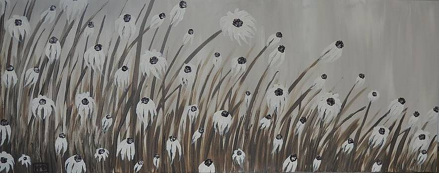 Muted Daisy by Holly Donohoe