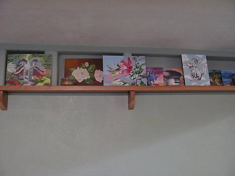My Art Display by Amy Bradley