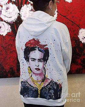 My Art on Clothing by Chris Mackie