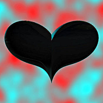 My Black Heart by Michael Hickey