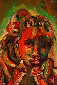 My Burden.somalia by Dareen  Hasan