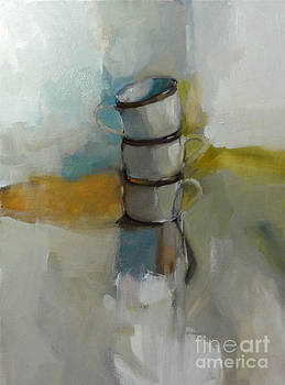 My Cup Runneth Over by Nancy Blum