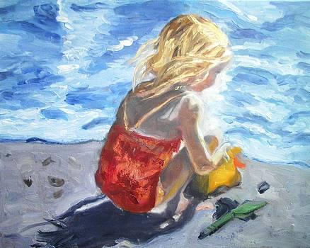 My Duckie by Anna Kowalewicz
