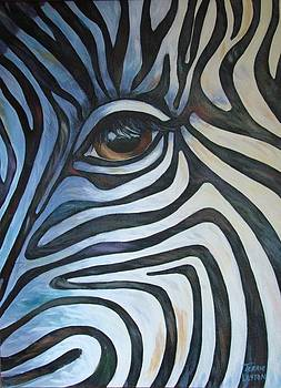 My Eye Is On You by Terrie Leyton