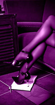 My Favourite Shoes by Susan  Solak