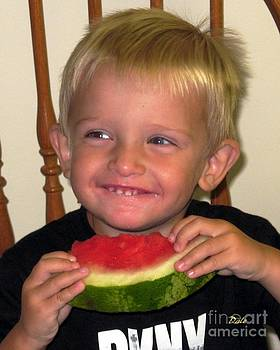 Dale   Ford - My First Watermelon