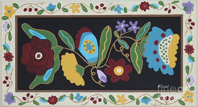 My Flower Garden by Marilyn West