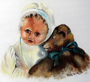 My Friend Bear by Peggy Mars