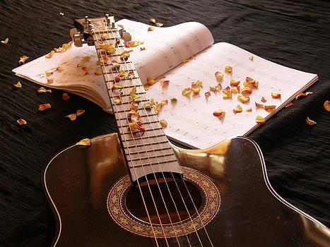 My Guitar by Priya Arun