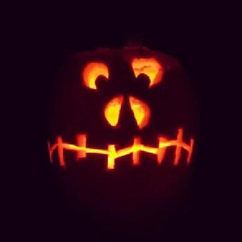 My Halloween Pumpkin! #pumpkin by Laura Vaillancourt