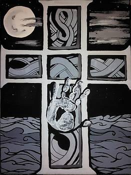 My hand by Ronald Mcduff