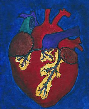 My Heart by Maureen Ritzel