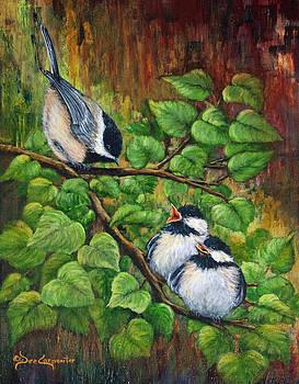Dee Carpenter - My Little Chickadees