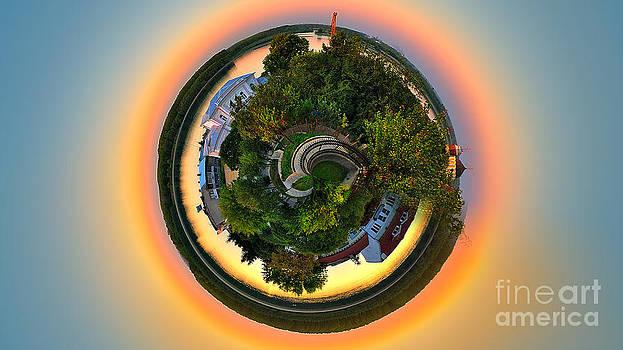 My Little Planet by Evmeniya Stankova