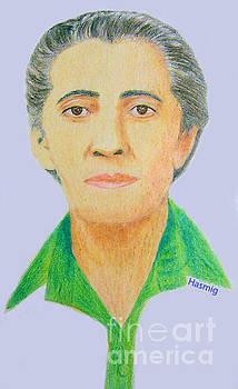 My Mom by Hasmig Mouradian
